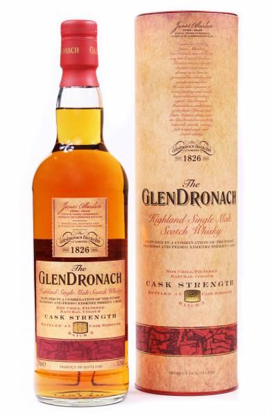 GlenDronach Cask Strength Batch #5 0,7 Liter