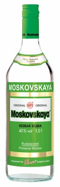 Moskovskaya 1 Liter