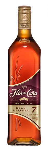 Flor de Cana Grand Reserve Rum 7 Jahre 0,7 Liter