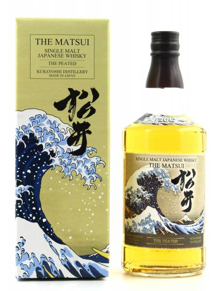 The Matsui The Peated Whisky 0,7l