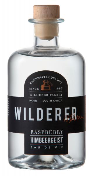 Wilderer Himbeergeist 0,5 Liter