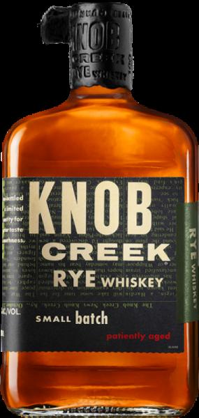 Knob Creek Rye 0,7 Liter